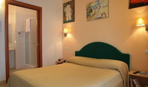 Nido Verde Hotel -  Agerola, bed & breakfasts with handicap rooms and access for disabilities in Amalfi, Italy 17 photos